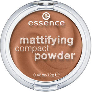 essence mattifying compact powder 50