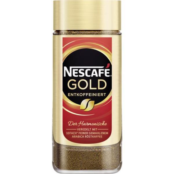Nescafé GOLD Entkoffeiniert 3.99 EUR/100 g