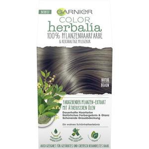 Garnier Color Herbalia Naturbraun 100 % Pflanzenhaarfarbe