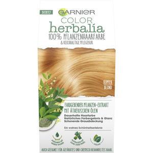 Garnier Color Herbalia Kupferblond 100 % Pflanzenhaarfarbe