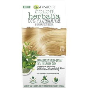 Garnier Color Herbalia Honigblond 100 % Pflanzenhaarfarbe