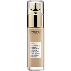 L'Oréal Paris Age Perfect Feuchtigkeitsspendendes Make-Up 180 Beige Do EUR/