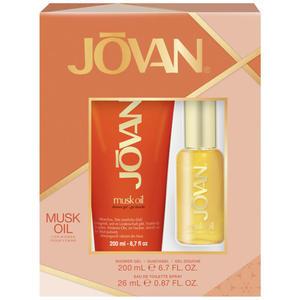 Jovan Musk Oil for Her Geschenkset
