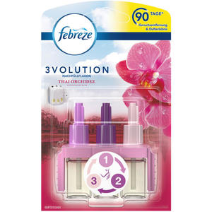 febreze 3Volution Nachfüllflakon Thai Orchidee 29.95 EUR/100 ml