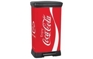 Curver Abfalleimer Coca Cola