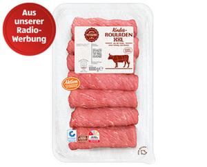 meineMETZGEREI Rinder-Rouladen XXL-Packung