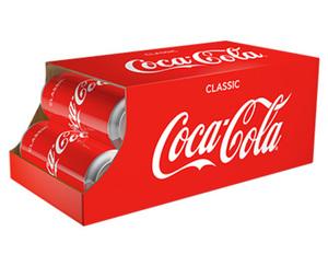 Coca-Cola Friendspack, 10x0,33l