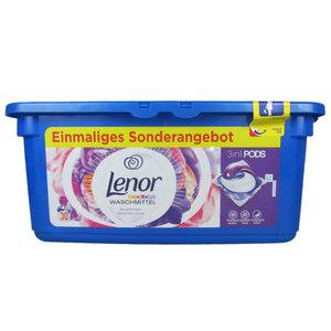 Lenor Colorwaschmittel Pods 3in1 Blütenbouquet