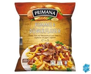 PRIMANA Pommes&Dönerfleisch