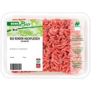 REWE Bio Rinderhackfleisch 400g