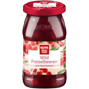 REWE Beste Wahl Wild-Preiselbeeren 212ml