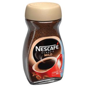 Nescafé Classic Mild Löslicher Kaffee 200g