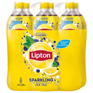 Lipton Ice Tea Sparkling Classic 6x1,25l