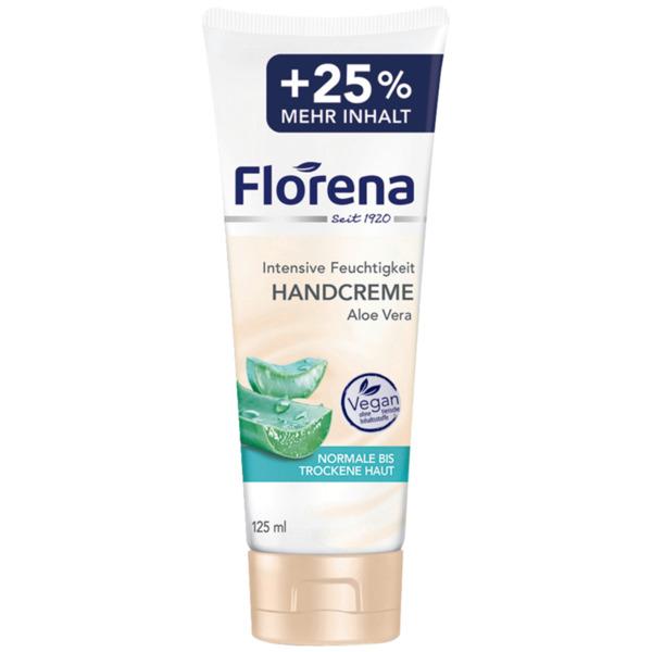 Florena Handcreme Aloe Vera 125ml