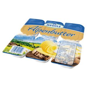 Meggle Alpenbutter 6x16,6g