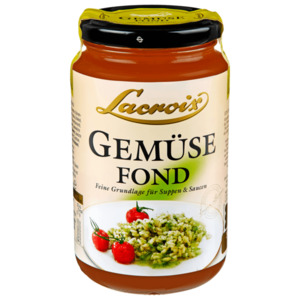 Lacroix Gemüse-Fond 400ml