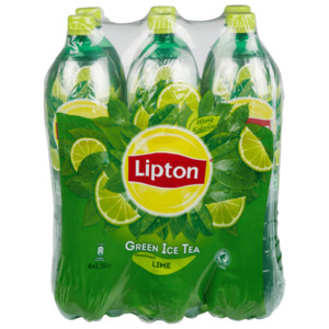 Lipton Ice Tea Green Lime 6x1,5l