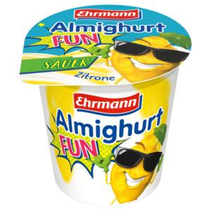 Ehrmann Almighurt fun Zitrone sauer 140g