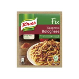 Knorr Fix oder Knorr Natürlich Lecker!