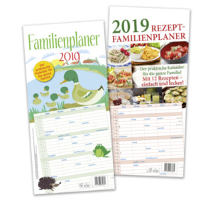 Familienkalender 2019