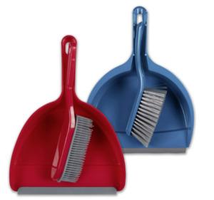 HOME IDAES CLEANING 2-teilige Kehr-Garnitur