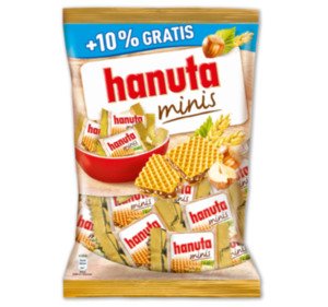 FERRERO Hanuta Minis