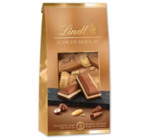 LINDT Schicht-Nougat Mini