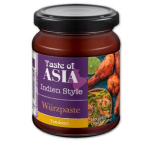 TASTE OF ASIA Tandoori-Würzpaste