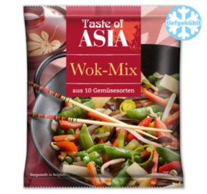 TASTE OF ASIA Wokmischung