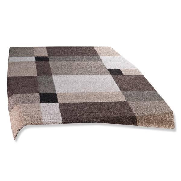 Frisee-Teppich CASA - beige - 80x150 cm