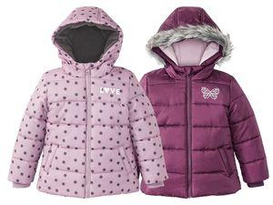 LUPILU® Kleinkinder Mädchen Winterjacke