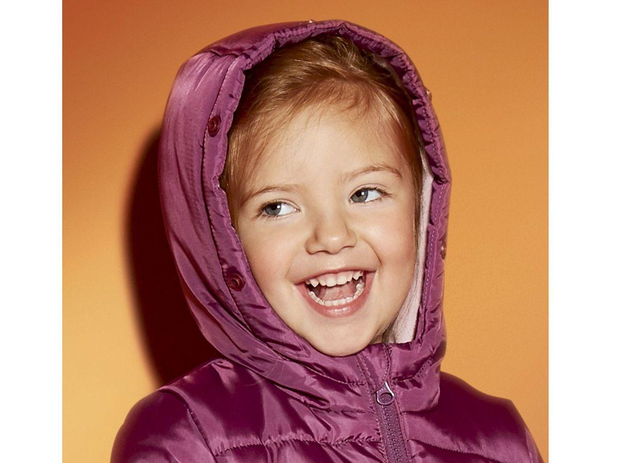 Bild 5 von LUPILU® Kleinkinder Mädchen Winterjacke