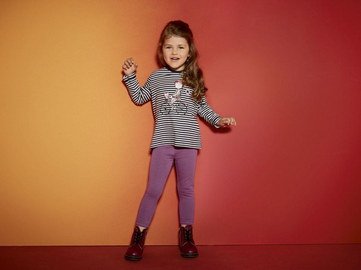 Bild 5 von LUPILU® Kleinkinder Mädchen Thermoleggings