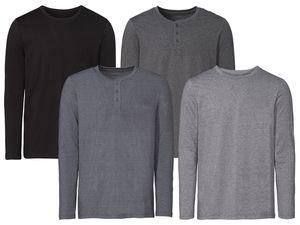 LIVERGY® Herren Thermo-Langarmshirt