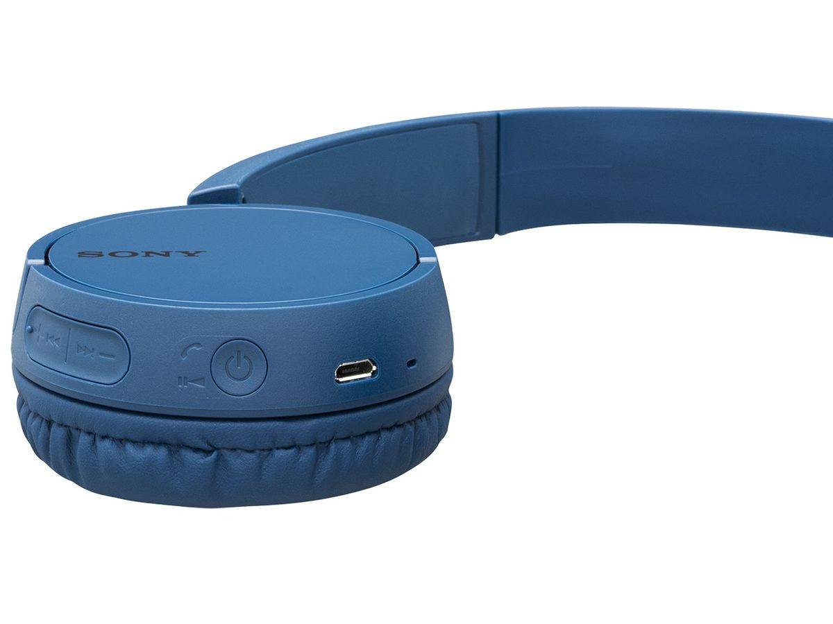 Bild 3 von SONY MDR-ZX 220 BTL Blau