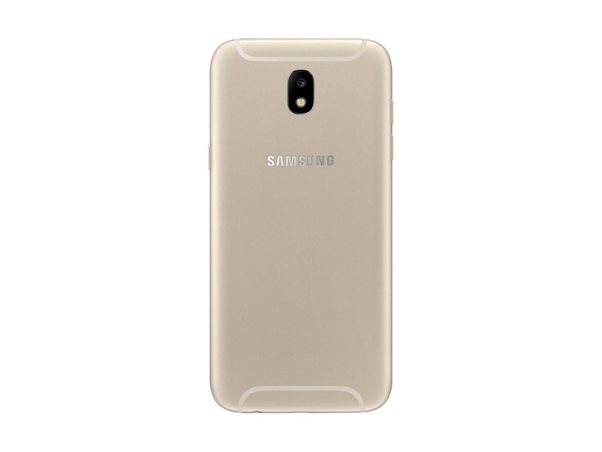 Bild 2 von SAMSUNG Smartphone Galaxy J5 (2017) DUOS (SM-J530F/DS) Gold