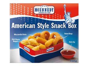 American Style Snackbox