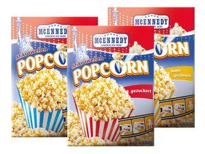 Mikrowellen-Popcorn