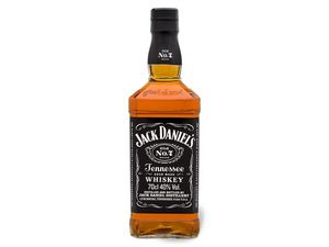 JACK DANIEL'S Old N°7 Tennessee Whiskey 40% Vol