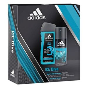 Adidas Geschenk-Set Ice Dive