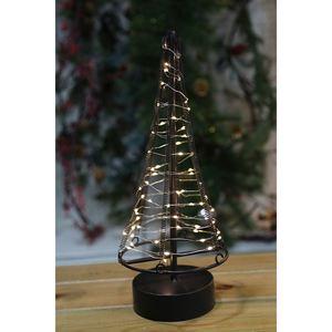 Draht-Weihnachtsbaum 32cm