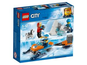 LEGO® City 60191 Artis-Expeditionsteam