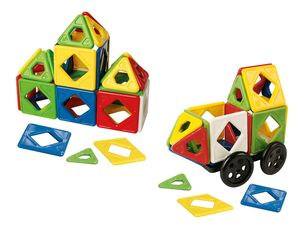 PLAYTIVE® JUNIOR Magnet-Bausatz