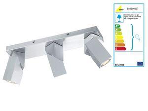 Trio LED-Deckenleuchte DAXTER 3-flammig