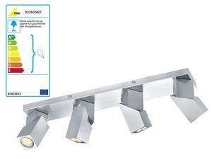 Trio LED-Deckenleuchte DAXTER 4-flammig