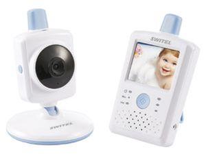 Switel BCF867 Video-Babyphone