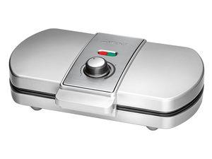 CLATRONIC Doppel-Herzchenwaffelautomat WA 3607