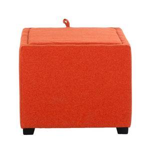 Hocker Harold - Webstoff Orange, Safavieh