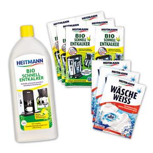Heitmann Wäsche Weiß / Entkalker