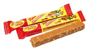"""KO Weichkaramelle """"Krepysch"""" mit Erdnüssen"""
